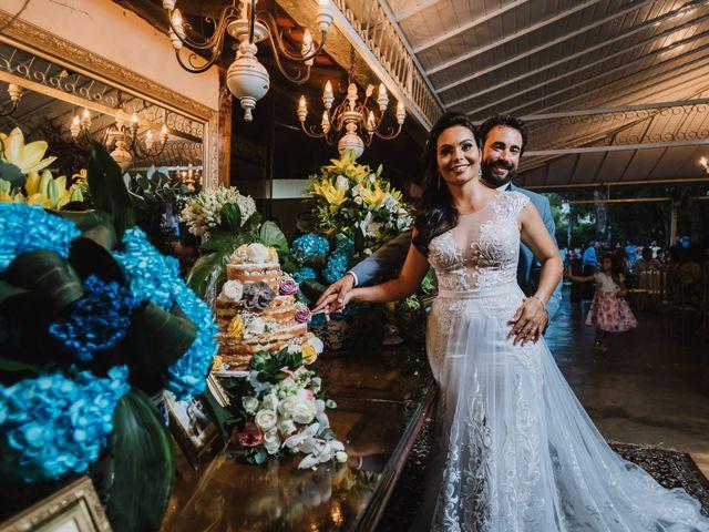 O casamento de Flávio e Niely em Jaboticatubas, Minas Gerais 72