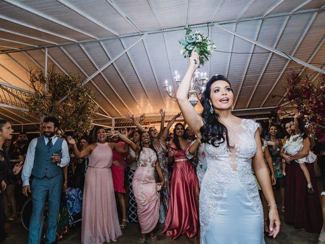 O casamento de Flávio e Niely em Jaboticatubas, Minas Gerais 74