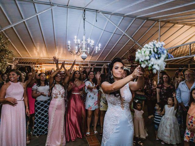 O casamento de Flávio e Niely em Jaboticatubas, Minas Gerais 75