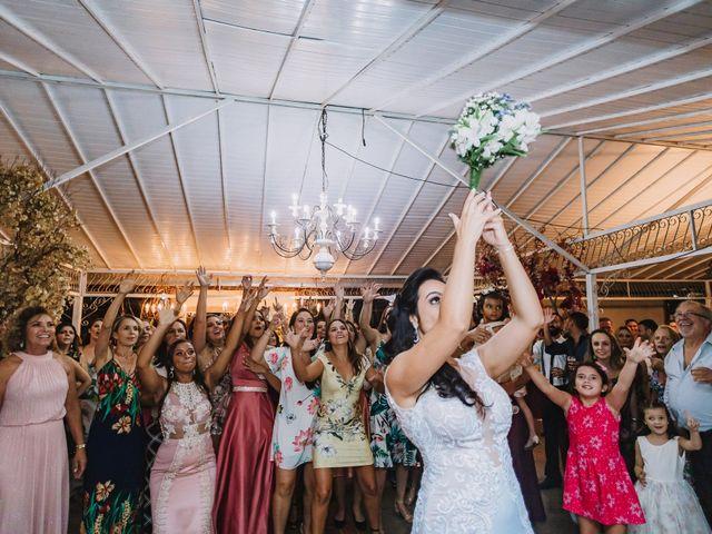O casamento de Flávio e Niely em Jaboticatubas, Minas Gerais 76