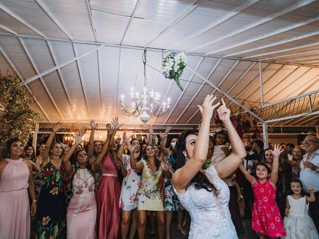 O casamento de Flávio e Niely em Jaboticatubas, Minas Gerais 77
