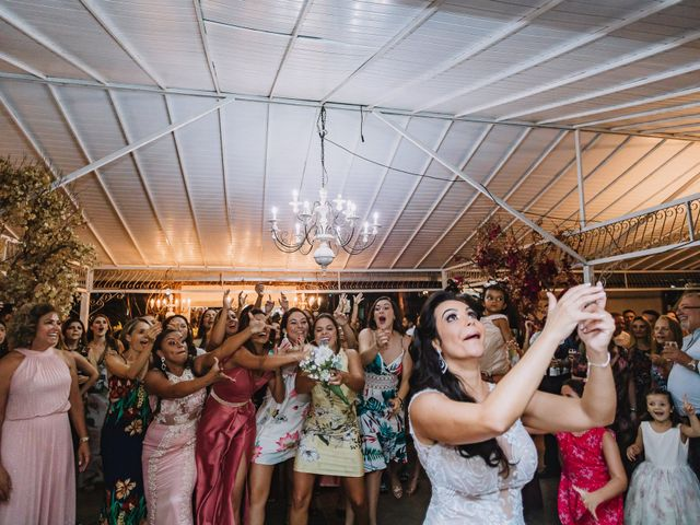 O casamento de Flávio e Niely em Jaboticatubas, Minas Gerais 80