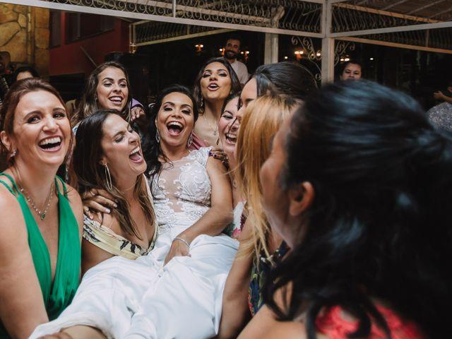 O casamento de Flávio e Niely em Jaboticatubas, Minas Gerais 84