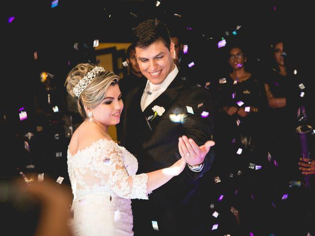 O casamento de Viviam e Fillipe