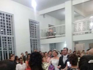 O casamento de Aline e Allan 1