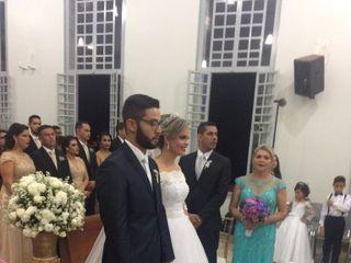 O casamento de Aline e Allan 2