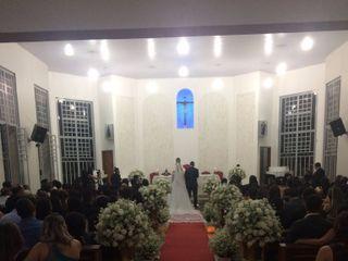 O casamento de Aline e Allan