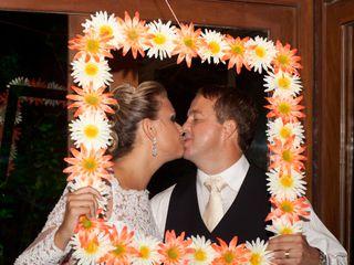 O casamento de Ella e Neto
