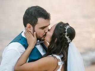 O casamento de Laiz e Douglas