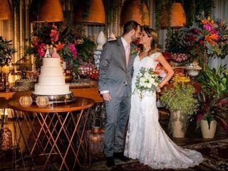 O casamento de Débora  e Paulo