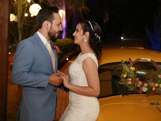 O casamento de Aline e Leandro 1