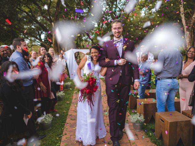 O casamento de Gabriela e Alex