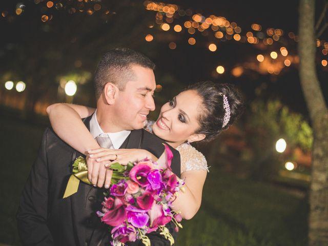 O casamento de Larissa e Fabricio