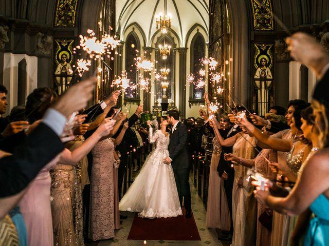 O casamento de Larissa e Victor