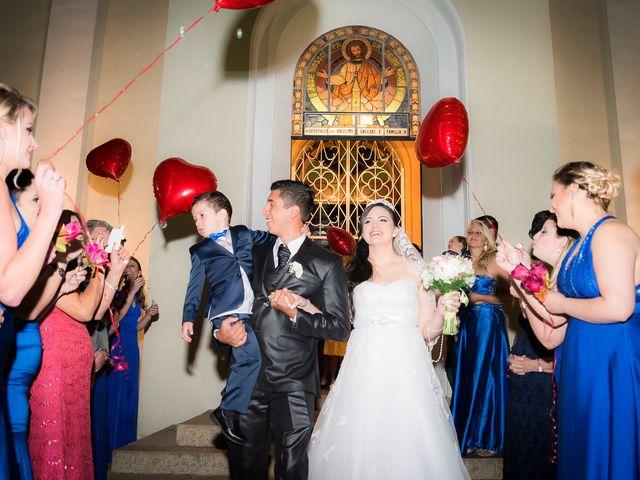 O casamento de Leonardo e Rafaela em São José dos Pinhais, Paraná 35