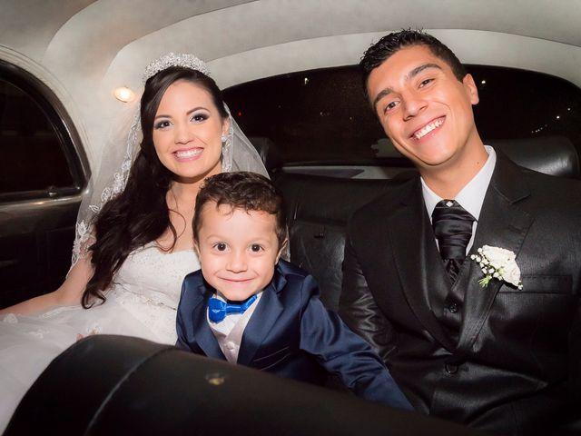 O casamento de Leonardo e Rafaela em São José dos Pinhais, Paraná 1