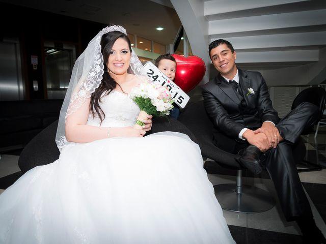 O casamento de Leonardo e Rafaela em São José dos Pinhais, Paraná 40
