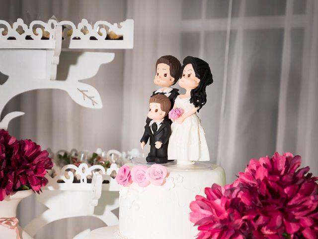 O casamento de Leonardo e Rafaela em São José dos Pinhais, Paraná 44