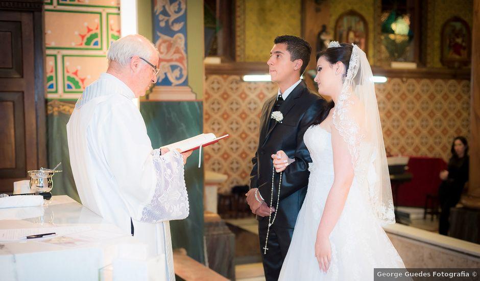 O casamento de Leonardo e Rafaela em São José dos Pinhais, Paraná
