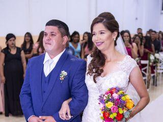 O casamento de Gabriely  e Mayle