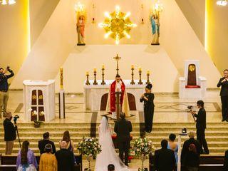 O casamento de Jamil e Celma 1
