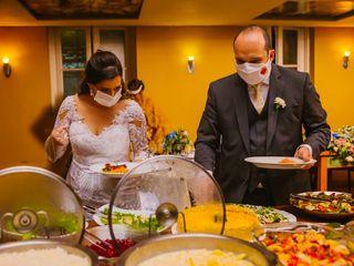 O casamento de Jamil e Celma 3