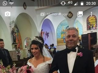 O casamento de Fabiani e Cássio 2