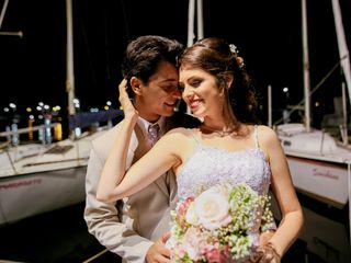 O casamento de Luiza e Raul