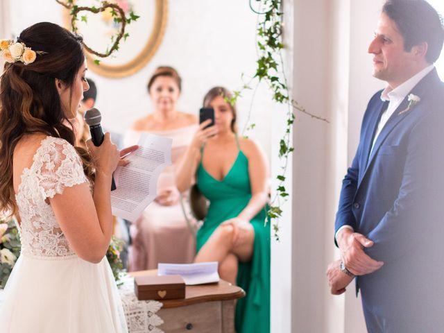 O casamento de Andreza e Daniel