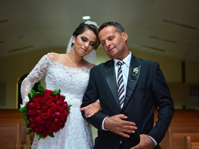 O casamento de Rodson e Jeyssiane em Palmas, Tocantins 8
