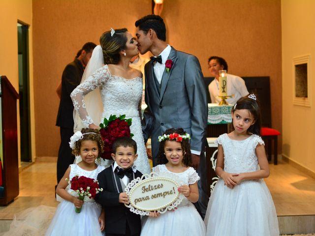 O casamento de Rodson e Jeyssiane em Palmas, Tocantins 10
