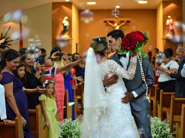O casamento de Rodson e Jeyssiane em Palmas, Tocantins 11