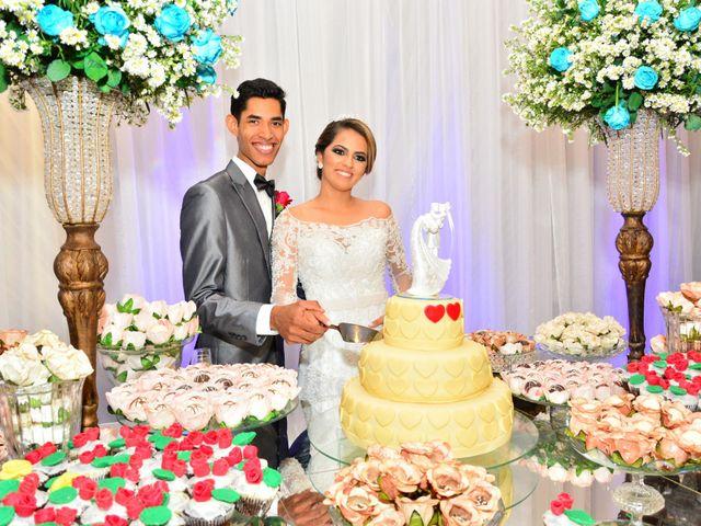 O casamento de Rodson e Jeyssiane em Palmas, Tocantins 22