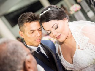 O casamento de Fernanda e Joaci
