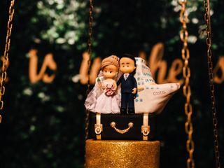 O casamento de Michelle e Leslie 2