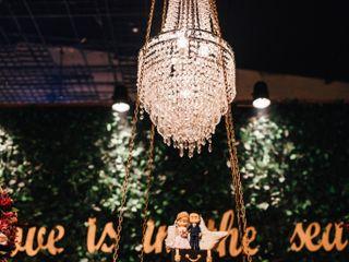 O casamento de Michelle e Leslie 3