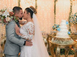 O casamento de Beatriz e Mateus