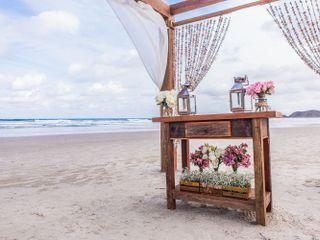 O casamento de Sandra e Aymeric