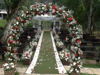 O casamento de Cintia e Renato