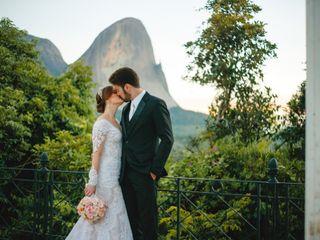 O casamento de Rayssa e Michel 1