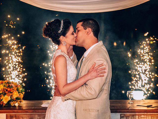 O casamento de Lindiane e Felipe