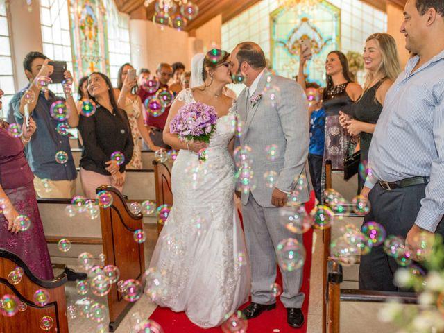 O casamento de Priscilla e Gustavo