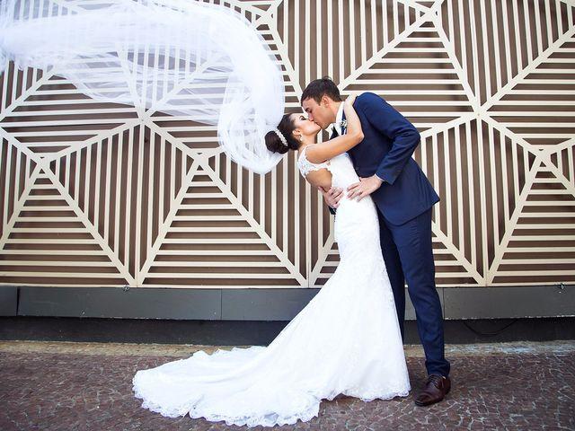 O casamento de Jaqueline e Victor