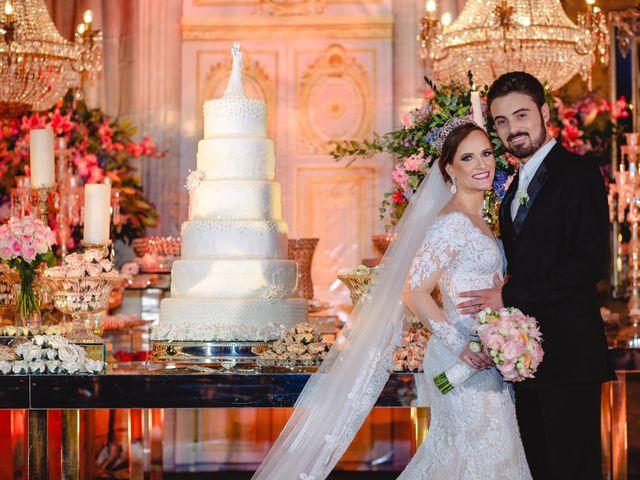 O casamento de Rayssa e Michel