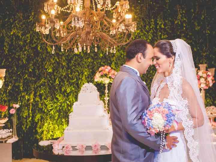 O casamento de Manuella e Tompson