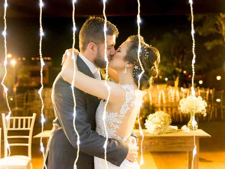 O casamento de Simone e Marcos Gustavo