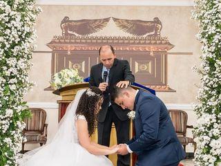O casamento de Bárbara e Caliel 2