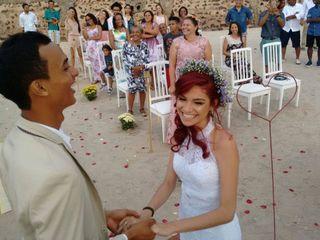 O casamento de Brígida  e Adylan