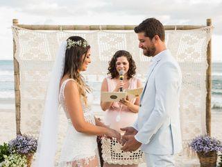 O casamento de Lyara e Paulo