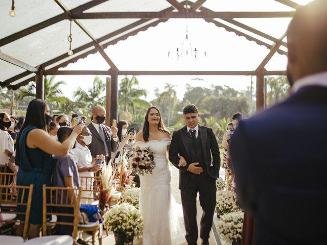 O casamento de José e Mayara em Embu-Guaçu, São Paulo 4